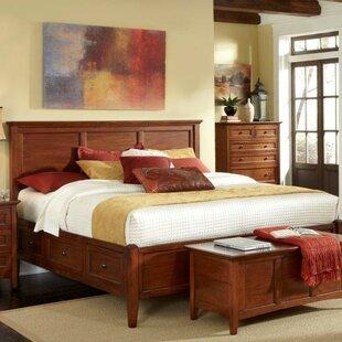 Calila Platform Configurable Bedroom Set