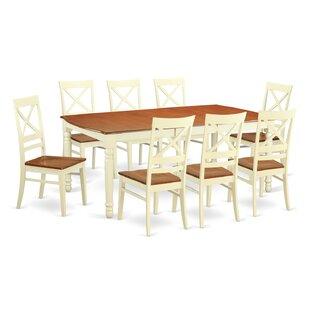 Carmel 9 Piece Dining Set