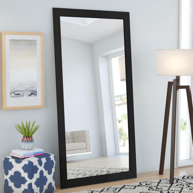 Brayden Studio Rectangle Modern Wall Mirror & Reviews ...