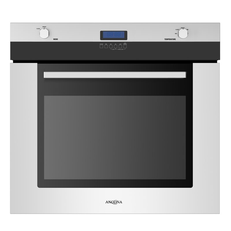 "Ancona Elite 30"" Self-Cleaning Convection Electric Single Wall Oven"