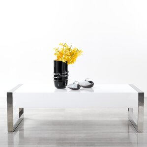 Cressona Modern Coffee Table by Wade Logan