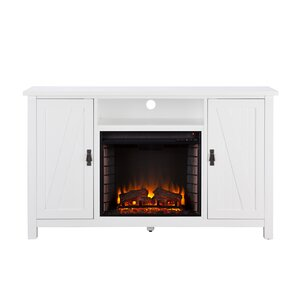 Modern & Contemporary Modern Fireplace Mantel Shelf | AllModern