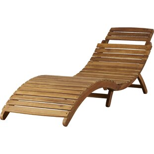 Nannette Chaise Lounge (Set of 2)  sc 1 st  AllModern & Modern Outdoor Chaise Lounges | AllModern