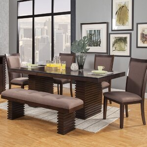 Thermopolis 6 Pieces Dining Set