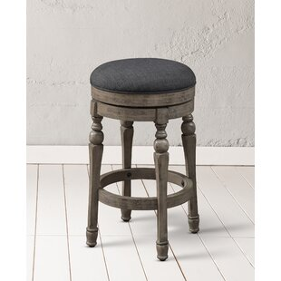 Retherford Backless 26 Swivel Bar Stool