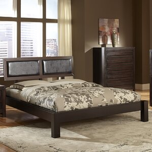 Danika Upholstered Panel Bed by Woodhaven Hill