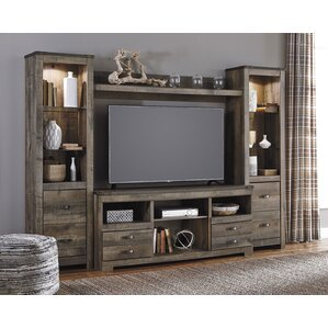 60 69 inch entertainment centers youll love wayfair gage entertainment center sciox Image collections