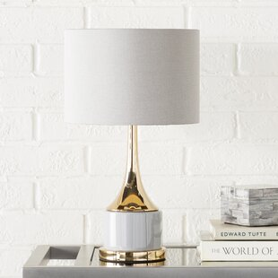 Very small table lamps wayfair small cone neck 185 table lamp aloadofball Gallery