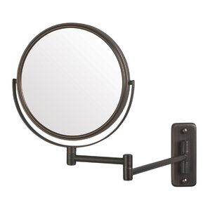 Wall Mount Mirror makeup & shaving mirrors you'll love | wayfair