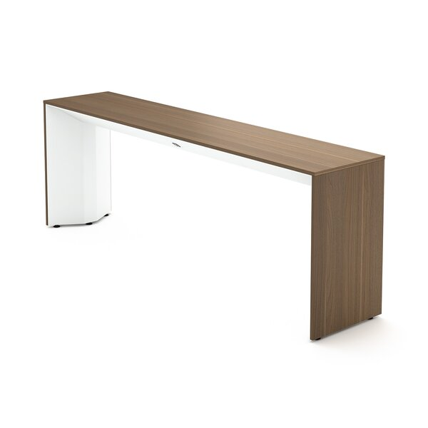Awesome Steelcase Campfire Slim Console Table U0026 Reviews | Wayfair