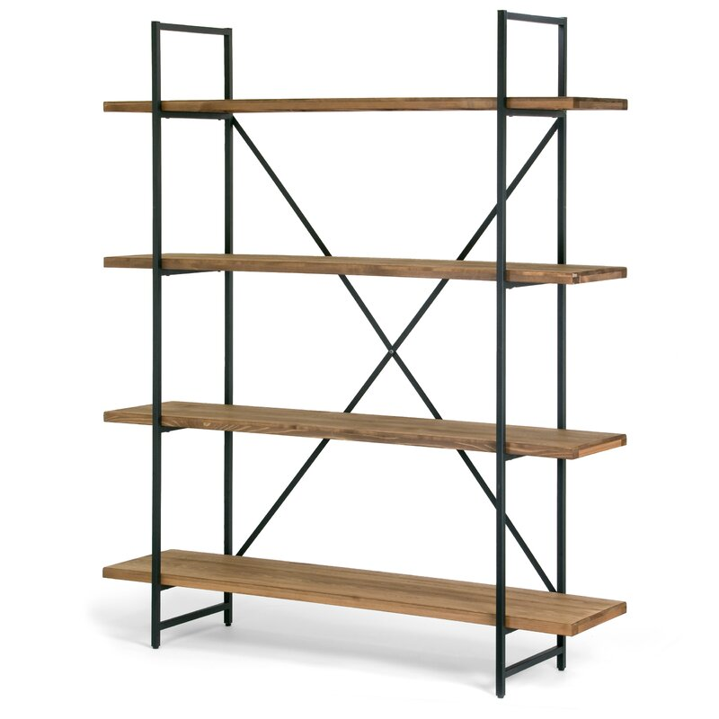 Champney Modern Etagere Bookcase & Reviews | AllModern