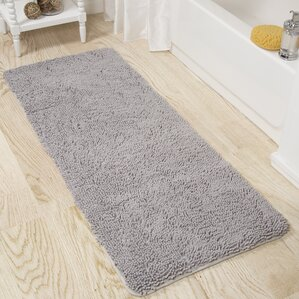 Farmhouse Bath Rug Wayfair - Loop bath rug for bathroom decorating ideas
