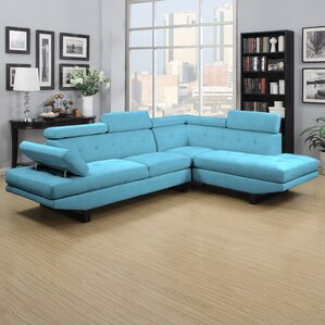 Grainger Sectional by Brayden Studio