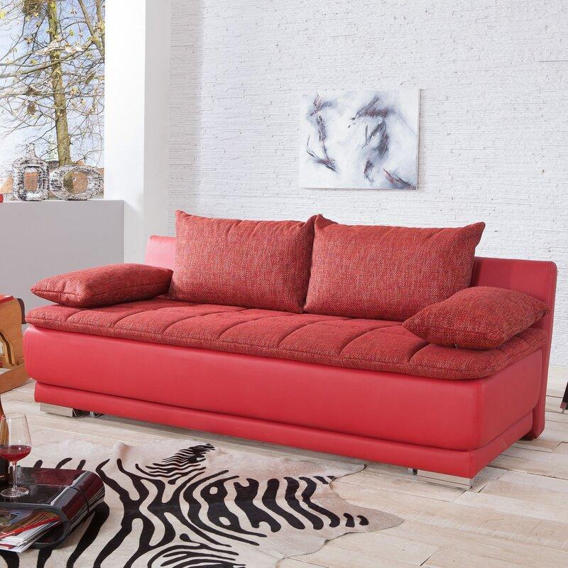 goldammer co s r o 3 sitzer schlafsofa selina i. Black Bedroom Furniture Sets. Home Design Ideas