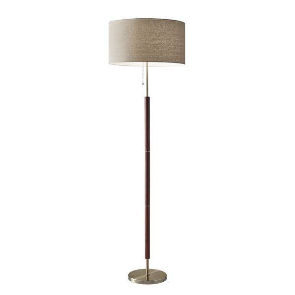 Hyannis 65 5 Quot Floor Lamp Amp Reviews Allmodern