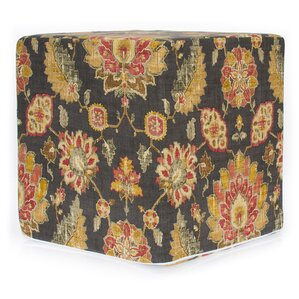 Decorative Ottoman by Grouchy Goose