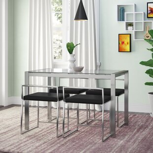 Gary 5 Piece Dining Set