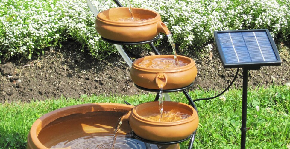 outdoor fountains under 250 - Wayfair Hot Tub