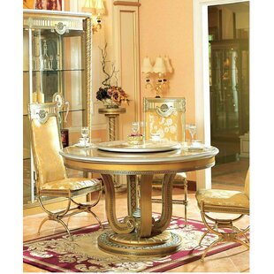 Peralez Round Dining Table