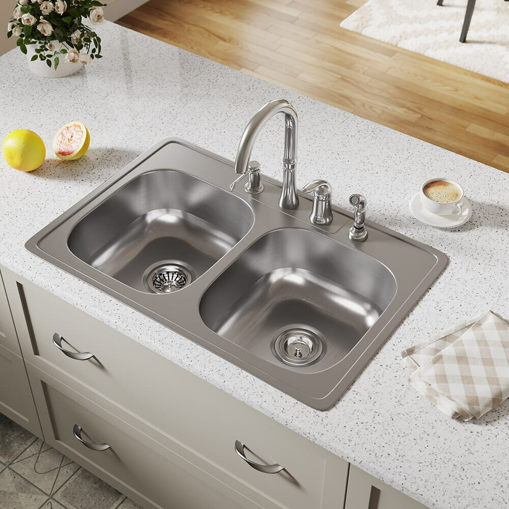 Kitchen Sink Basin