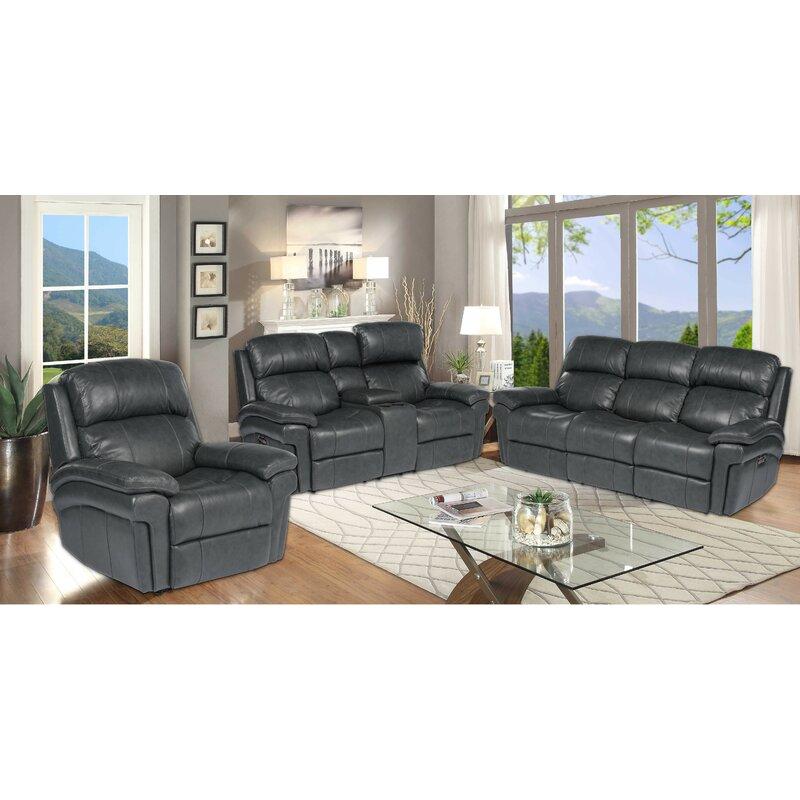 Dipalma Luxe Reclining Sofa