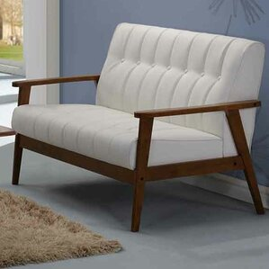 Aarhus Loveseat by Kaleidoscope Furniture