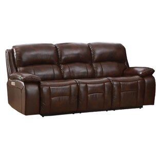 Westminster II Leather Reclining Sofa