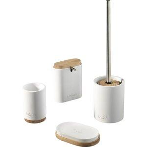 Badezimmer Zubehör Alle Badaccessoires: Material   Holz | Wayfair.de