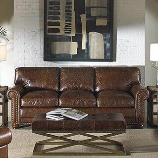 Lazzaro Leather Genesis Leather Sofa Amp Reviews Wayfair