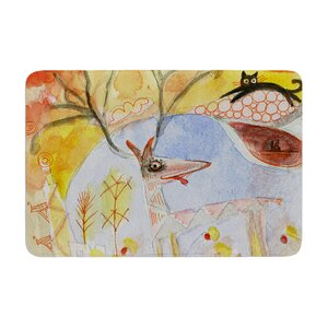 Buy Marianna Tankelevich Promise of Magic Memory Foam Bath Rug!