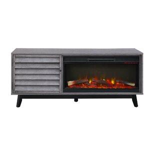 Modern Contemporary Electric Fireplace Tv Stands Allmodern