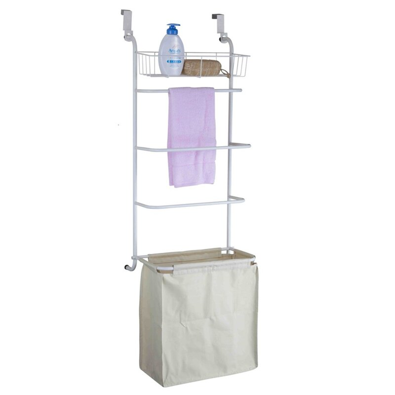The Holiday Aisle Stillwater Over The Door Laundry Center U0026 Reviews |  Wayfair