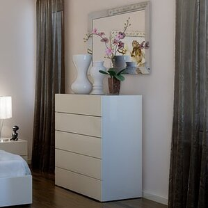 5 Drawer Chest by Tema