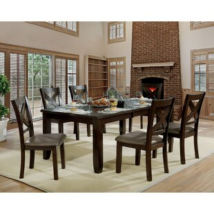 Wegman 7 Piece Extendable Dining Set
