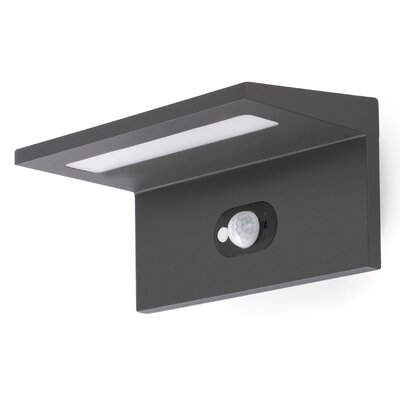 Battery Operated Outdoor Wall Lights You'll Love | Wayfair ...
