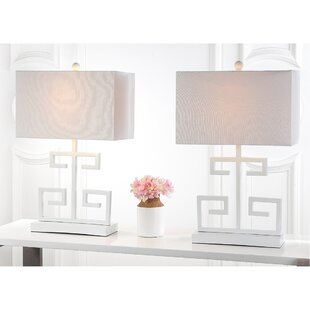 White table lamps youll love wayfair save aloadofball Gallery