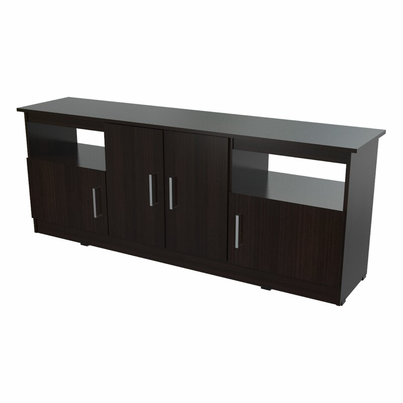 Latitude Run Gloucester 63 TV Stand Reviews