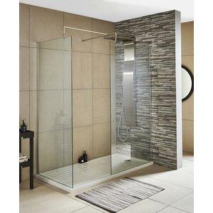 79,8 cm x 185 cm Duschtür Wetroom von Premier