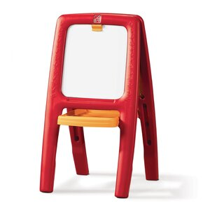 Chang Double Sided Board Easel by Zoomie Kids