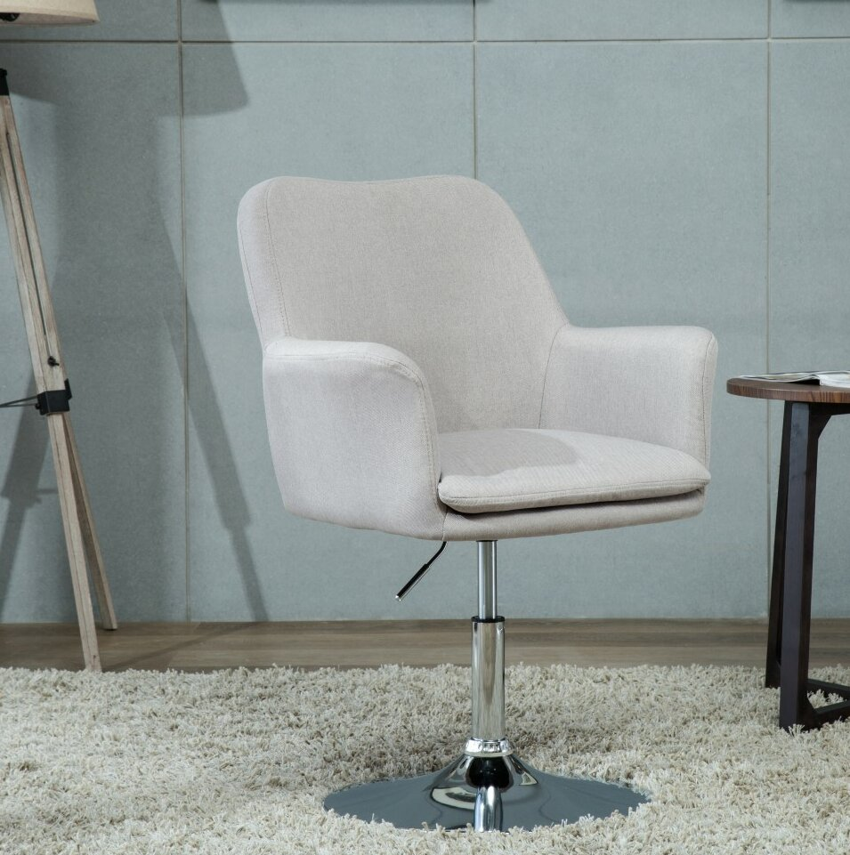 Orren Ellis LePage Pedestal Swivel Office Chair | Wayfair
