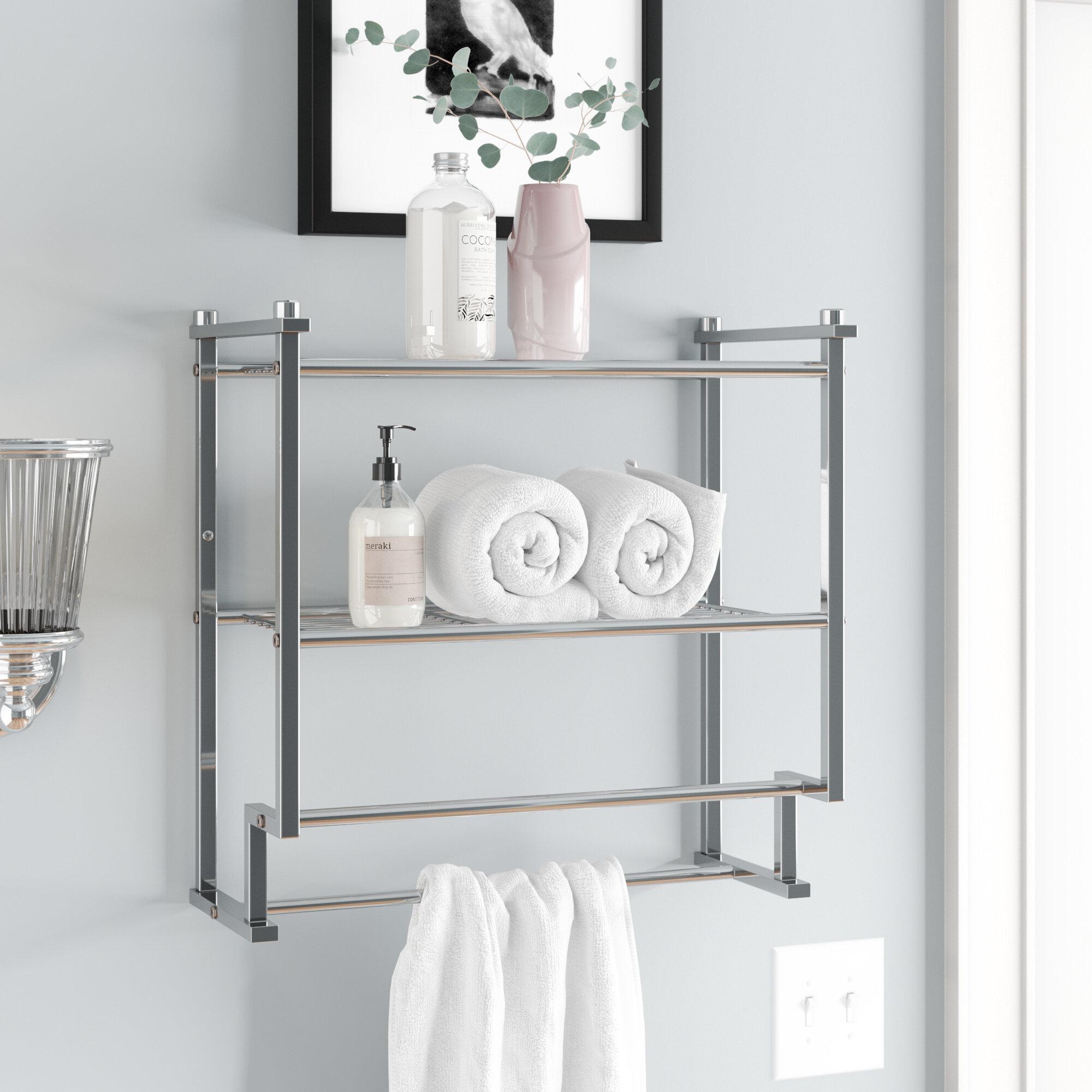 acdf9cfe440a2 The Twillery Co. Hedvige Wall Shelf   Reviews