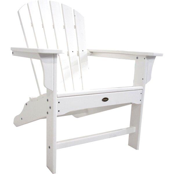 Trex Cape Cod Trex Plastic Adirondack Chair U0026 Reviews   Wayfair
