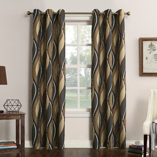 Gray And Silver Sheer Curtains Youll Love
