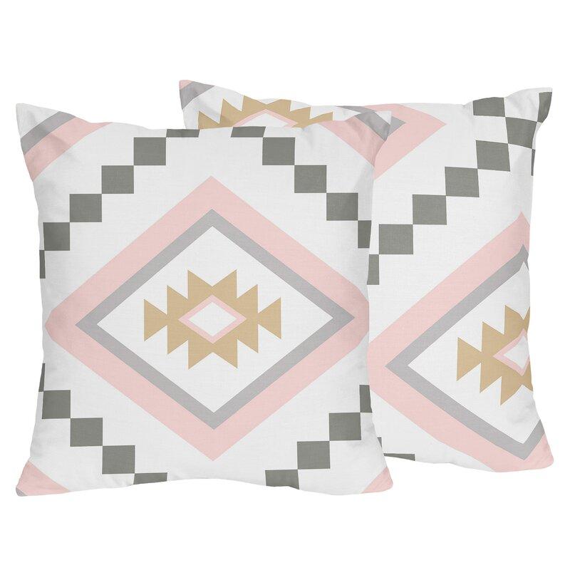 Sweet Jojo Designs Aztec Decorative Throw Pillows Wayfair Magnificent Aztec Decorative Pillows