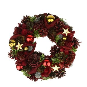 12 Inch Christmas Wreaths | Wayfair