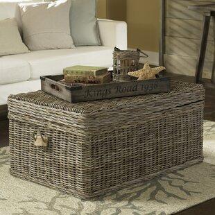Indoor Rattan Coffee Table | Wayfair