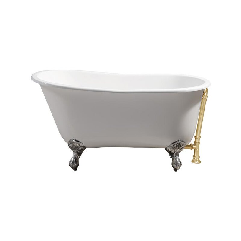 StreamlineBath Cast Iron 53\