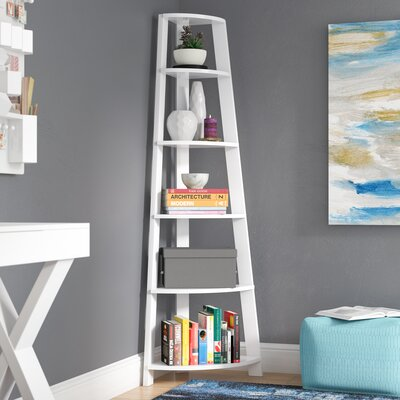 white bookcases you 39 ll love wayfair. Black Bedroom Furniture Sets. Home Design Ideas