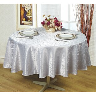 Gentil Cedeno Jacquard Waterproof Tablecloth