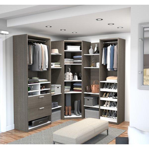 Walk In Closet Corner | Wayfair